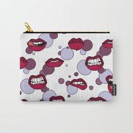 Lip Feelings Carry-All Pouch