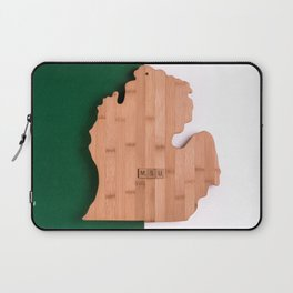 Michigan State University Spartans Laptop Sleeve