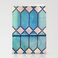 window Stationery Cards featuring window by Claudia Drossert