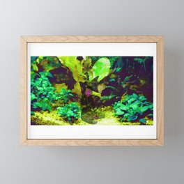Cuarentena N°1 Framed Mini Art Print