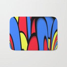 Comedy of Color Bath Mat