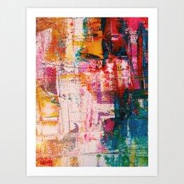 Creative Expression Art Print