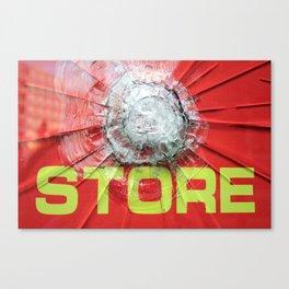 re-store Canvas Print