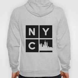 New York City Style Hoody