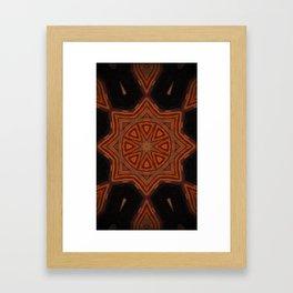 Sahara Nights Framed Art Print