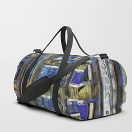 The Prospect Of Whitby Pub Art Duffle Bag