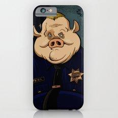 Officer Peel, Public Servant Slim Case iPhone 6s