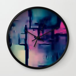 DANA IN THE SKYPE Wall Clock