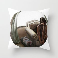 4:22 PM Throw Pillow