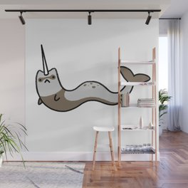 Farwhal Wall Mural