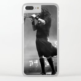 Korn Clear iPhone Case