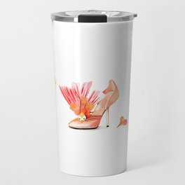 Fantasy Shoes Travel Mug