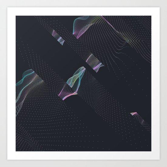 Viper Art Print