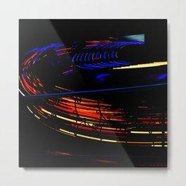 Spinning I - Waltzer Metal Print