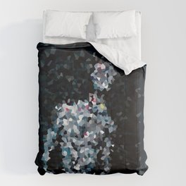 Geometric Valkyrie Walküre Zen Color Abstract Shapes  Comforters