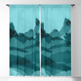 Mountain X 0.1 Blackout Curtain