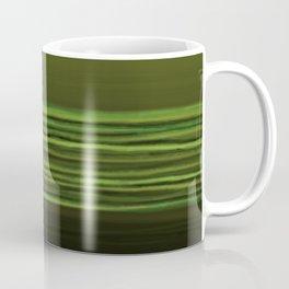 Horizon (olive green) Coffee Mug