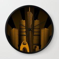 Guangzhou (China) Wall Clock