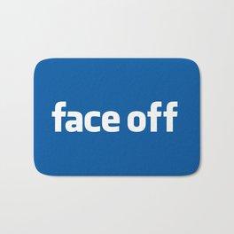 2010 - Face Off Bath Mat