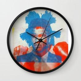 Jean-Michel Ali Wall Clock