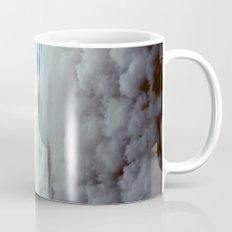 Glacier Painted Clouds Mug