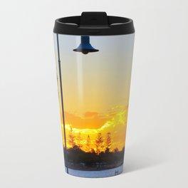 Wynnum Sunset Travel Mug