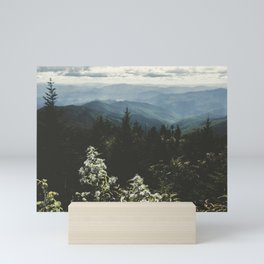 Smoky Mountains - Nature Photography Mini Art Print