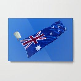 Avalon Airshow - Australian Flag 1 Metal Print