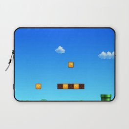 arena game mario Laptop Sleeve