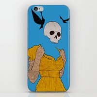 evil dead iPhone & iPod Skins featuring evil dead. by camden noir
