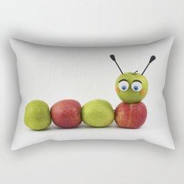 Caterpiller  Rectangular Pillow