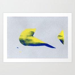 Huck II Art Print