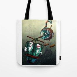 The Great Getaway Tote Bag