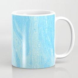 Blue #1 Coffee Mug