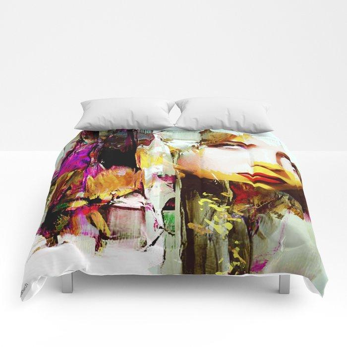 Femme Fatal Comforters