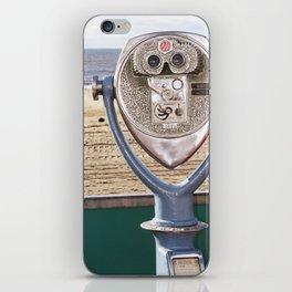 Look Around iPhone Skin