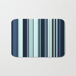 Stripes-021 Bath Mat