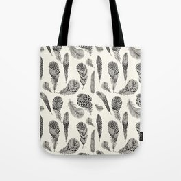Modern Bird Tote Bag