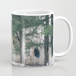 Old Couple Coffee Mug