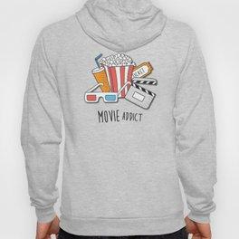 Movie Addict Hoody