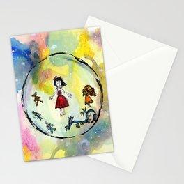 Boundaries Stationery Cards