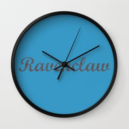 One word - Ravenclaw Wall Clock