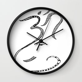 omlephant Wall Clock