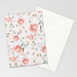 sweet peach Stationery Cards