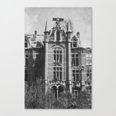 Urbex Canvas Print