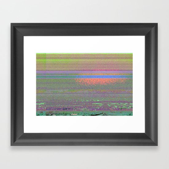 autotune 2 Framed Art Print