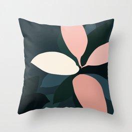 plant 111 Throw Pillow