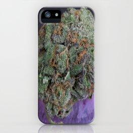 Grape Ape Medicinal Medical Marijuana iPhone Case