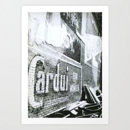 Radford Art Print
