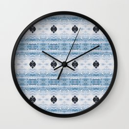 BreezyWaters Wall Clock
